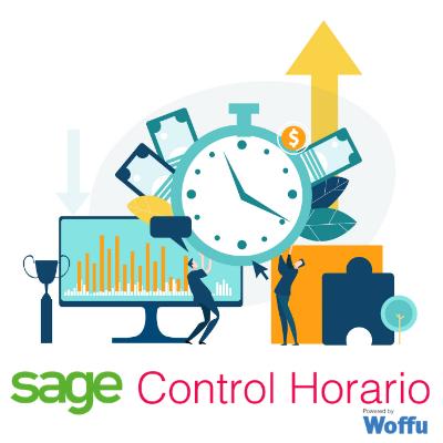 Sage Control Horario by Woffu